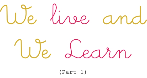 live-and-learn